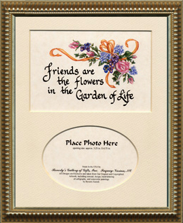 1109 Friends Photo Frame