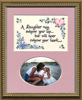 1124 Daughter Photo Frame