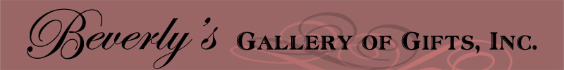 Beverly's Gallery of Gifts Framed Calligraphy Prints